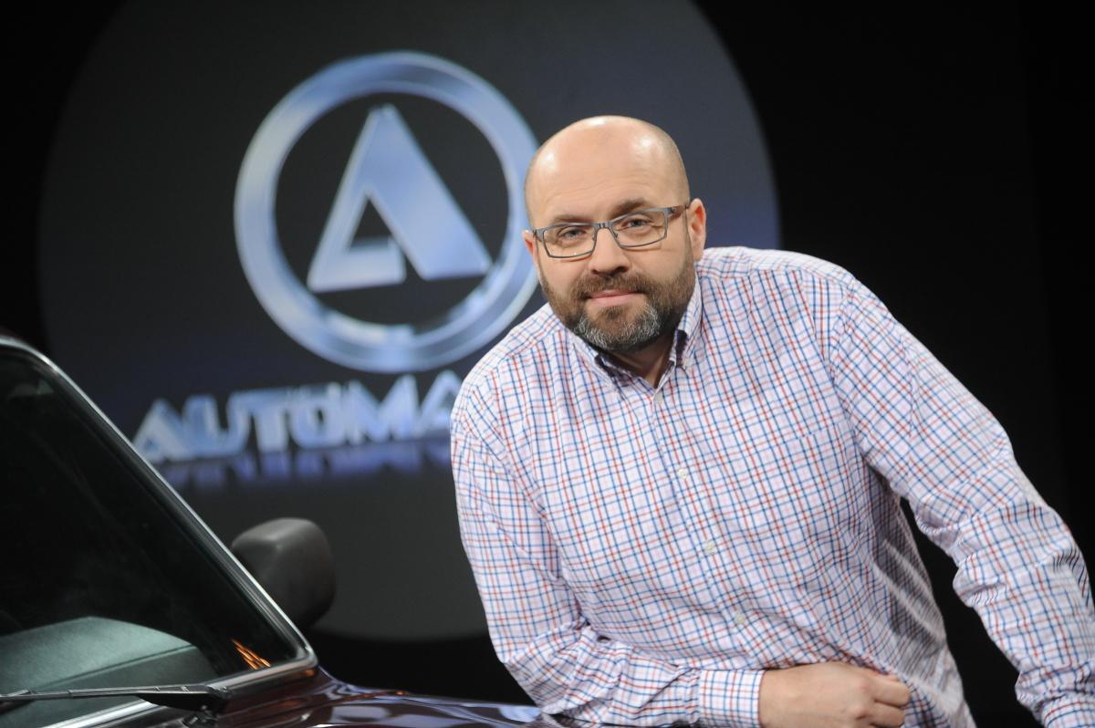 Automaniak - seria 12 - studio